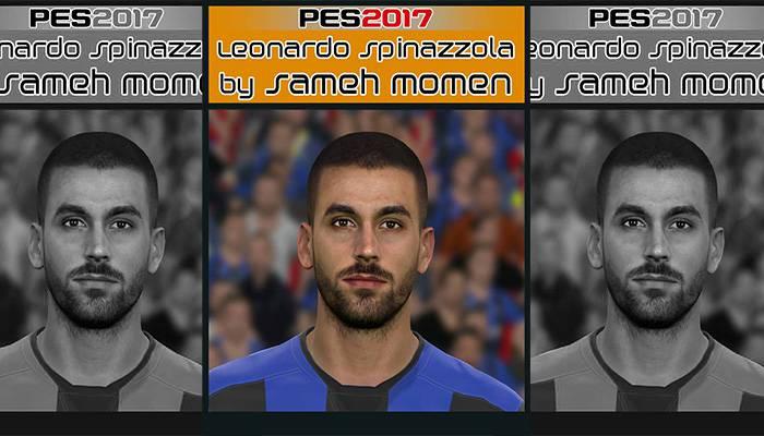 دانلود فیس Spinazzola برای PES2017 توسط Sameh Momen