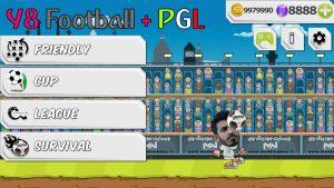 Y Football League PGL 1 300x169 - بازی فوتبال لیگ ایران Y8 برای اندروید هک شده| اعتیاد اور