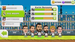Y Football League PGL 3 300x169 - بازی فوتبال لیگ ایران Y8 برای اندروید هک شده| اعتیاد اور
