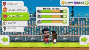 Y Football League PGL 5 300x169 - بازی فوتبال لیگ ایران Y8 برای اندروید هک شده| اعتیاد اور