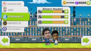 Y Football League PGL 9 300x169 - بازی فوتبال لیگ ایران Y8 برای اندروید هک شده| اعتیاد اور