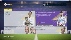 FIFA14 Real Madrid Theme 2018 1 300x169 - دانلود تم گرافیکی رئال مادرید برای FIFA14 (فصل 2018)