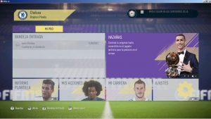 FIFA14 Real Madrid Theme 2018 2 300x169 - دانلود تم گرافیکی رئال مادرید برای FIFA14 (فصل 2018)