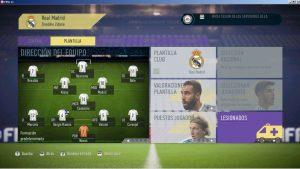 FIFA14 Real Madrid Theme 2018 5 300x169 - دانلود تم گرافیکی رئال مادرید برای FIFA14 (فصل 2018)
