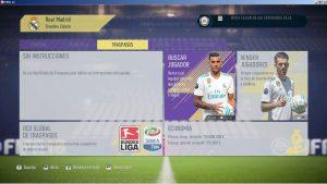 FIFA14 Real Madrid Theme 2018 6 300x169 - دانلود تم گرافیکی رئال مادرید برای FIFA14 (فصل 2018)