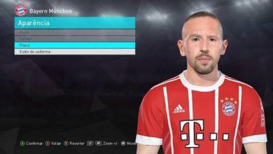 PES 2018 F. Ribery Face  390x220 - دانلود فیس ریبری برای PES 2018 توسط Lucas facemaker
