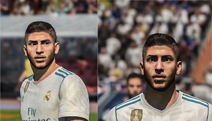 دانلود فیس Marco Asensio برای FIFA18 (نسخه PC)