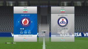 FIFA16 PGL Patch Screenshots 21 300x169 - دانلود پچ لیگ برتر + آزادگان ایران برای FIFA16 (آپدیت 1.1 اضافه شد)