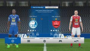 FIFA16 PGL Patch Screenshots 22 300x169 - دانلود پچ لیگ برتر + آزادگان ایران برای FIFA16 (آپدیت 1.1 اضافه شد)