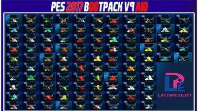 PES 2017 Bootpack v9 AIO by LPE 390x220 - دانلود BootPack V9 AIO برای PES 2017 (فصل 2017/18)