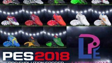 PES 2018 Update Bootpack V2.1  390x220 - دانلود بوت پک Bootpack V2.1 برای PES2018 توسط LPE