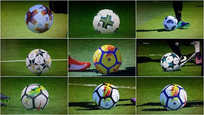 دانلود BallPack P1 برای PES 2017 (+ توپ جام جهانی 2018)