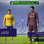 پک 2018 برای FIFA 150x150 - کیت پک تبدیل شده FIFA18 برای FIFA 14/ 15/ 16