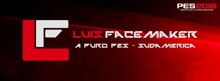 فیس پک Luis Facemaker برای PES 2018 (ورژن 1)