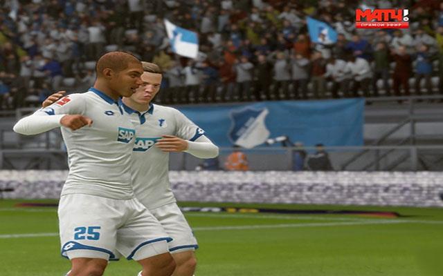 دانلود لوگو تلویزیون جدید برای FIFA18
