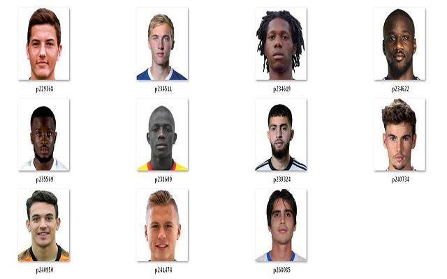 دانلود مینی فیس جدید برای FIFA14
