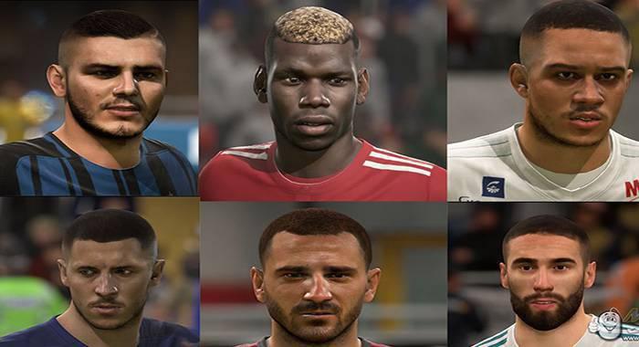 فیس پک V4 برای FIFA 18 توسط Kepro (آپدیت تکسچر)