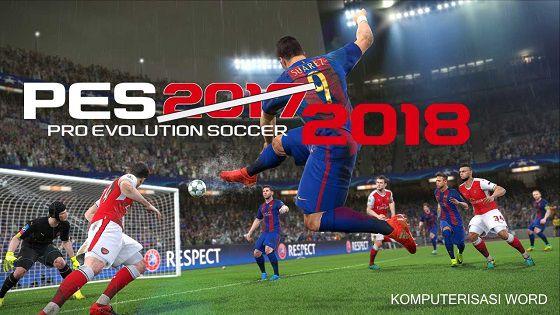 گیم پلی PES 18 برای PES 2017 توسط Adham Ehab