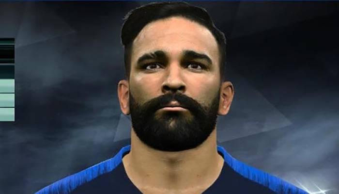 فیس Adil Rami برای جام جهانی در PES 2017 توسط Huseyn