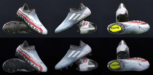 کفش Adidas Glitch Skin 3 برای PES 2017/2018