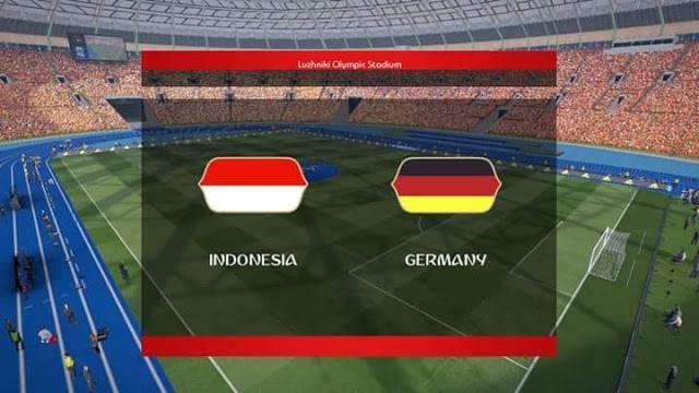 نسخه جدید اسکوربورد جام جهانی 2018 برای PES 2017