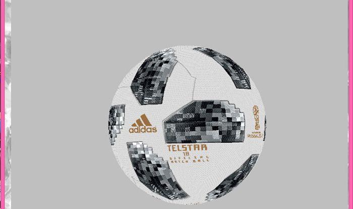 توپ جام جهانی 2018 برای PES 2013