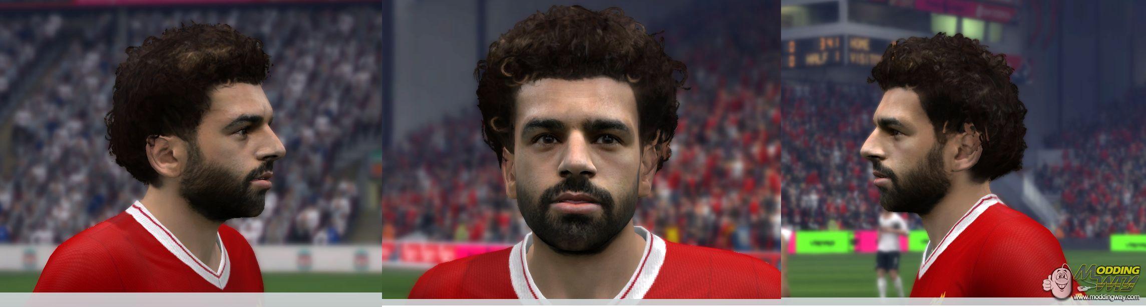 دانلود فیس جدید محمد صلاح برای FIFA14