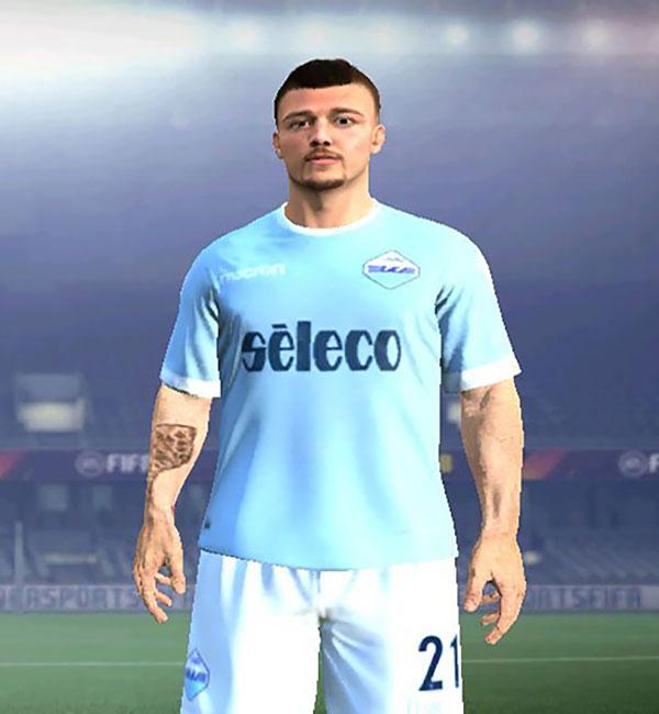 دانلود فیس Milinkovic Savic برای FIFA14