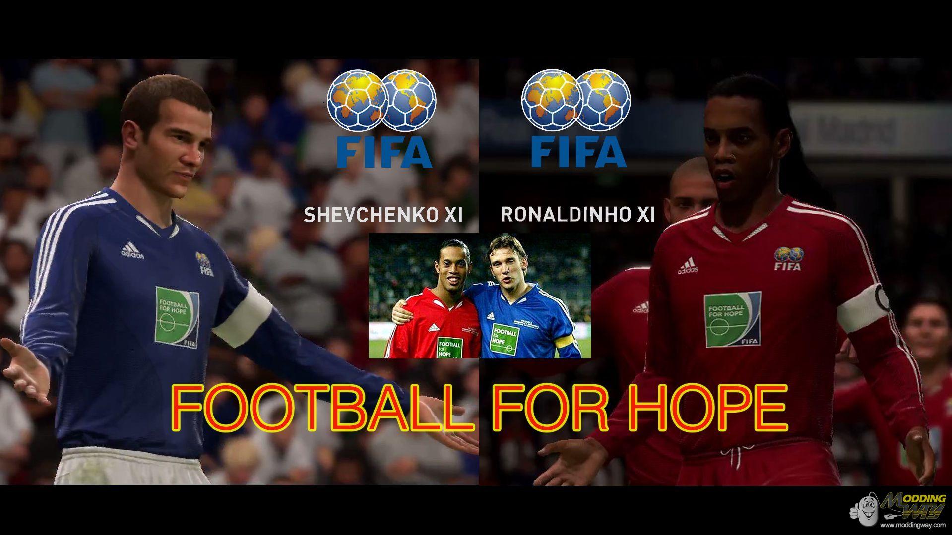 دانلود کیت فانتزی جدید برای FIFA18