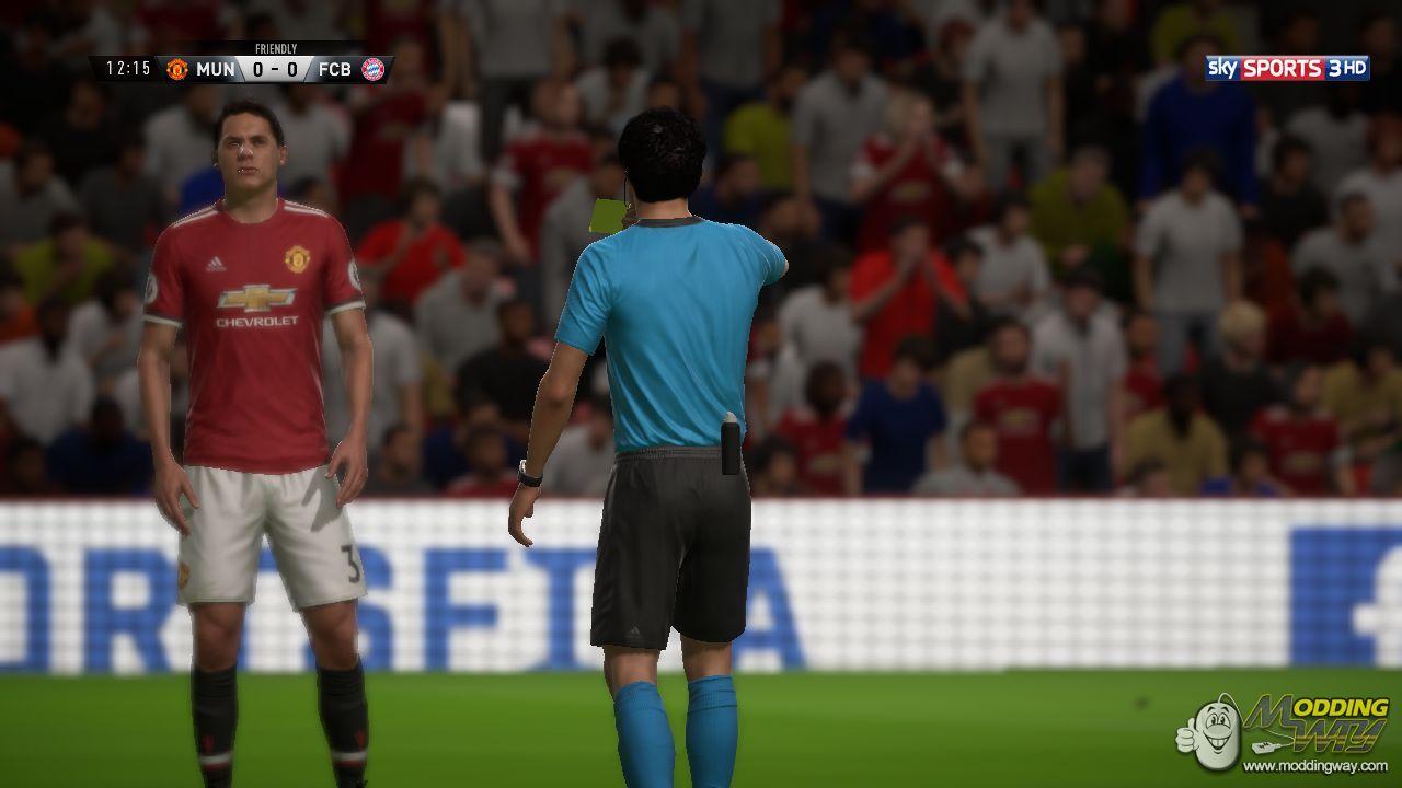 دانلود لوگوی تلویزیونی SKY SPORTS 3 HD برای FIFA18