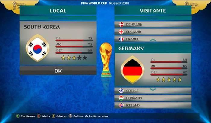 لوگو پک جام جهانی طرح FIFA18 برای PES 2017/18