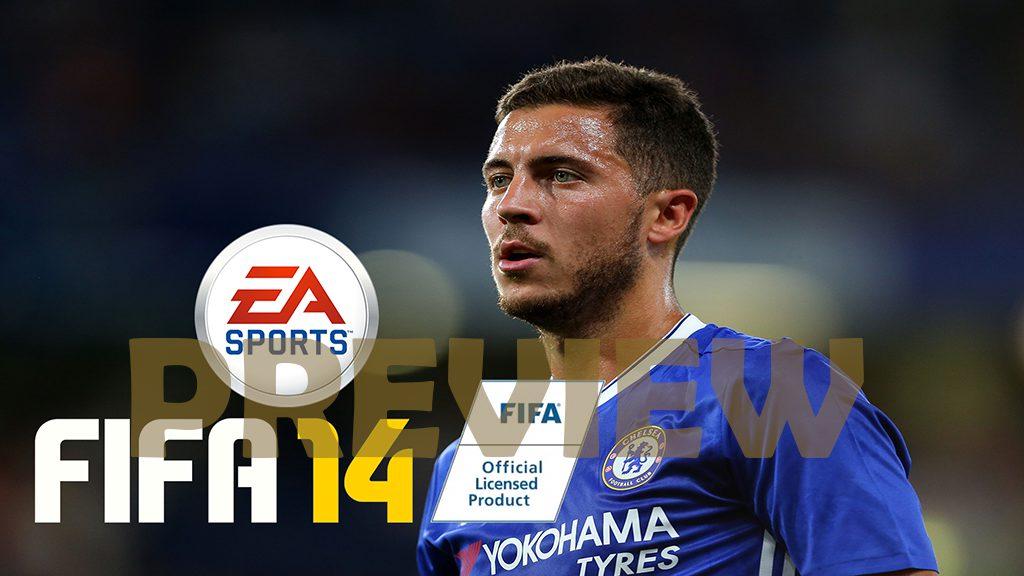 دانلود استارت اسکرین هازارد برای FIFA14