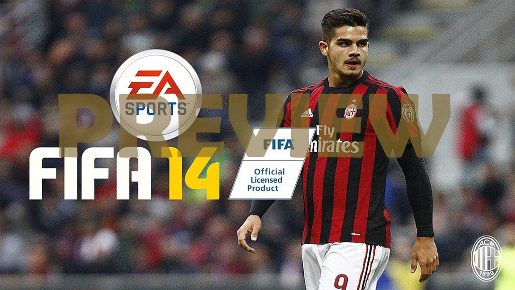 دانلود استارت اسکرین آندره سیلوا برای FIFA14