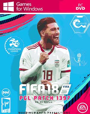 خرید لیگ ایران FIFA 18