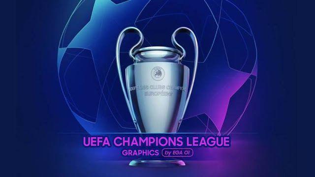 پچ گرافیک لیگ قهرمانان اروپا 2019 برای PES 2018