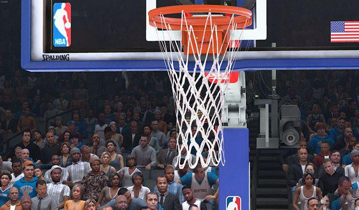 دانلود مود فیزیک جدید واقعی تور سبد بسکتبال NBA 2K19