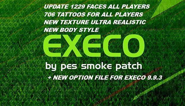 دانلود پک 1200 فیس + 700 تتو جدید برای Smoke 9.9.3