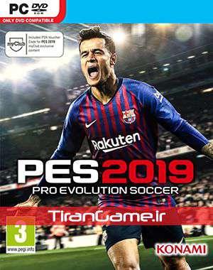 خرید پستی PES 2019 کامپیوتر