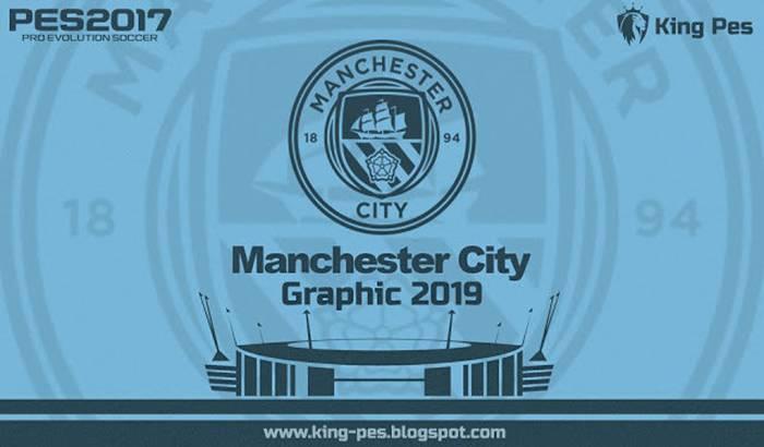 دانلود منو گرافیک منچسترسیتی برای PES 2017 فصل 2018/2019
