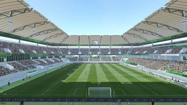 دانلود استادیوم Volkswagen Arena برای PES 2019