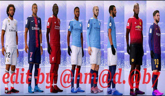 آپدیت انتقالات زمستان FIFA 19 با اصلاح کفش بازیکنان (مناسب کرک)