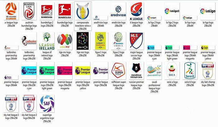 دانلود پک آپدیت لوگو لیگ ها برای FIFA 14