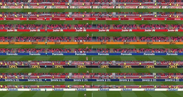دانلود ادبورد الکترونیکی لیگ هلند برای PES 2017 ( تبدیل شده از PES 2019 )