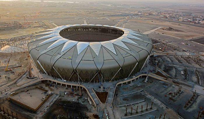 دانلود استادیوم King Abdullah Sports City برای PES 2017