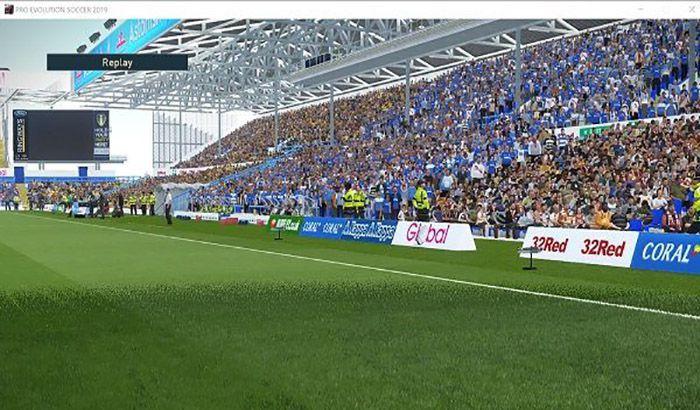 آپدیت نهایی استادیوم Elland Road برای PES 2019 توسط Orsest