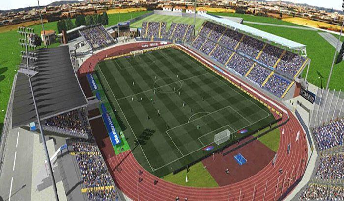 دانلود استادیوم Carlo Castellani برای PES 2019 توسط Orsest
