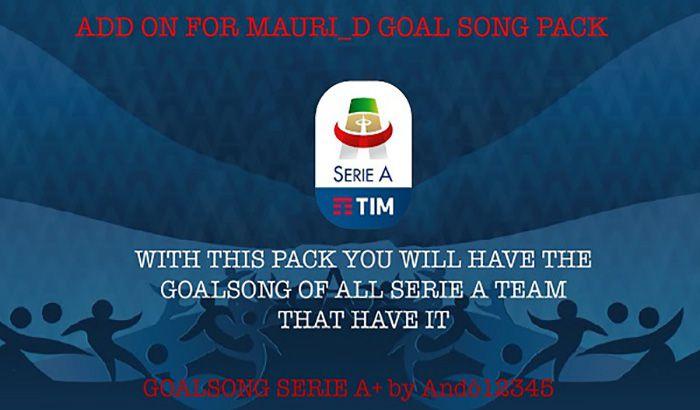 دانلود سرود بعد از گل لیگ ایتالیا برای PES 2019