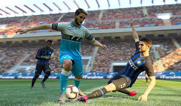 دانلود گیم پلی پچ Realistic برای PES 2019 توسط Incas36