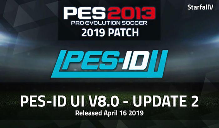 پچ PES-ID Ultimate Patch V8.0 برای PES 2013 + آپدیت 2