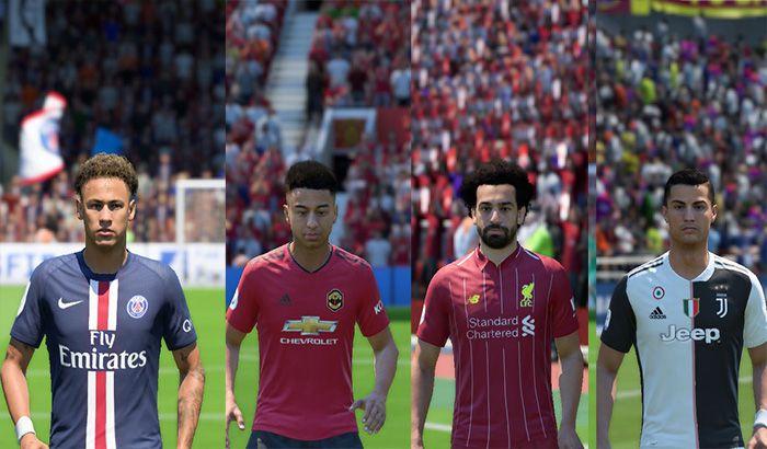 دانلود کیت پک 2019/2020 برای FIFA 19 توسط Beta 10